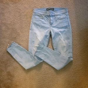 Express Mid Rise Ankle Jegging